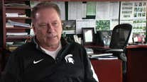 WATCH - Jennifer Hammond sits down with MSU Head Coach Tom Izzo