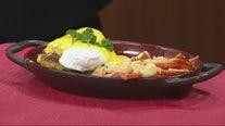 The Breakfast Club's crab cake benedict recipe