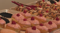 Donut Bar and Coffee serving up unique, specialty treats