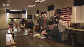 Coronavirus impacts veteran outreach group