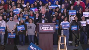 Bernie Sanders tackles trade at Detroit rally