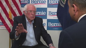 Sen. Bernie Sanders goes 1-on-1 with Roop Raj