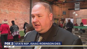 Detroit State Rep. Isaac Robinson dies of suspected coronavirus complications