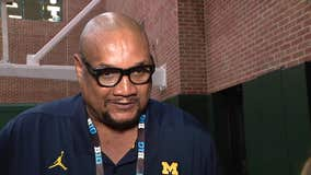 WATCH - Former Wolverine Terry Mills on the cancellation of the Big 10 Tournament