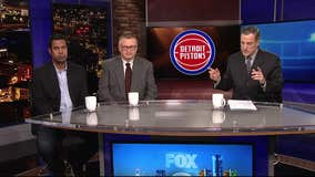 Sportsworks 3-1 -- Roundtable Talks Pistons and Red Wings