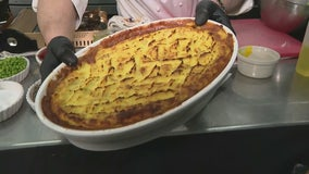 Chef Bobby makes his Shepard's Pie