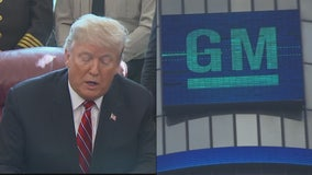GM put on blast by president over ventilators