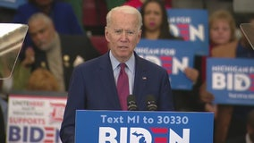 Joe Biden wins Michigan primary, extending lead over Bernie Sanders