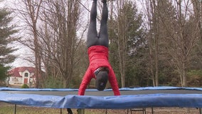 Jill of All Trades Trampoline Workout