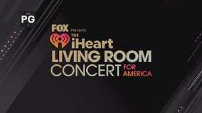 FOX and iHeart Living Room Concert for America
