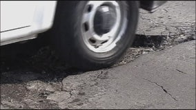 How do you know if your vehicle needs pothole repair?