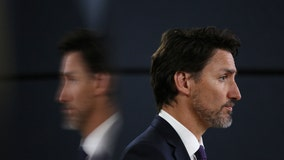 Canadian Prime Minister Justin Trudeau's wife tests positive for COVID-19 virus