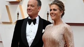Tom Hanks, Rita Wilson taking diagnoses 'one day at a time'
