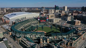 Tigers to host spring training at Comerica Park starting July 1