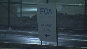 Hundreds walk off job at FCA Mack Engine plant