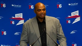 Charles Barkley says he's awaiting coronavirus test results, in self-quarantine until then