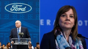 Ford, GM asks much of global workforce to start working from home amid coronavirus
