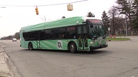 Detroit buses canceled Tuesday after drivers cite concerns over coronavirus