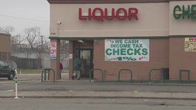 Detroit liquor store owner concerned customers still rely on them for lottery