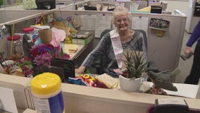 Oakland County clerk celebrates 90th birthday - and has no plans to retire