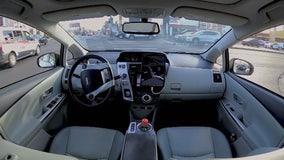 Test ride an autonomous vehicle at the Detroit auto show this year