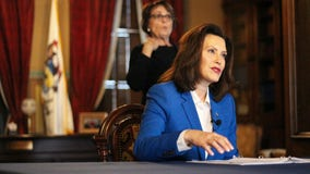 Gov. Whitmer: stay home unless your work or trip is life-sustaining