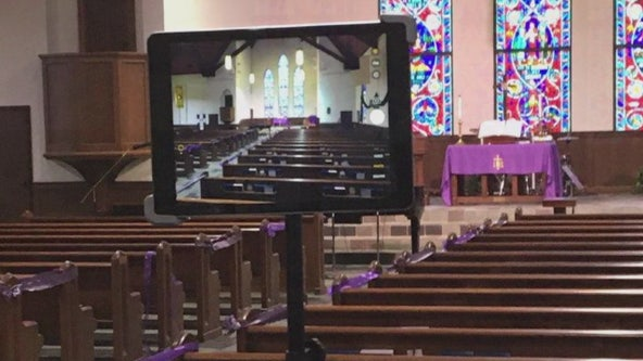 Tech Talk: Virtual Church