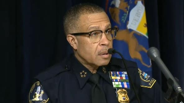 Detroit Police Chief James Craig tests positive for coronavirus, Mayor Duggan announces