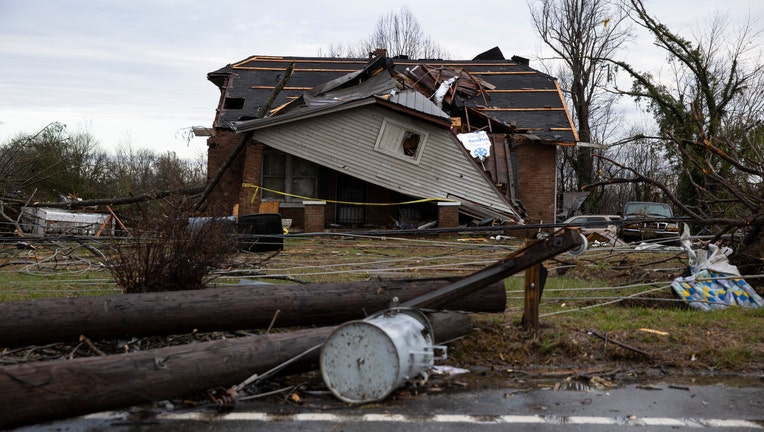 At Least Eight Dead As Tornado Hits Nashville Area