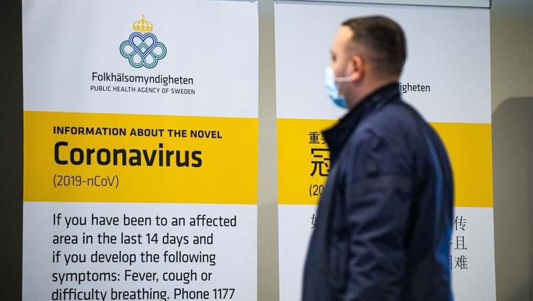 SWEDEN-HEALTH-VIRUS-EPIDEMIC