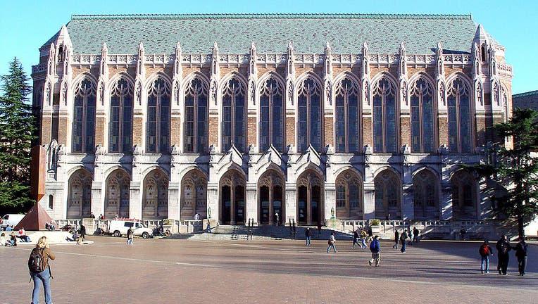 University Of Washington Huskies Campus