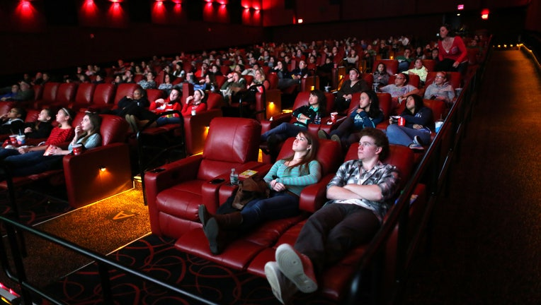 Theaters Hope To Lure Back Customers With Amenities