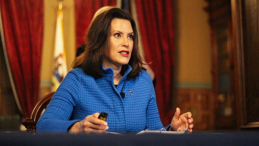 Whitmer orders K-12 schools close for rest of year, sets guidelines for remote learning