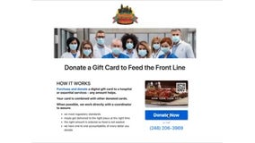Feed front line coronavirus workers and support local restaurants with LoopWhole.com