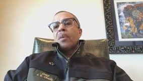 Checking in with Detroit Police Chief Craig during his fight against COVID-19