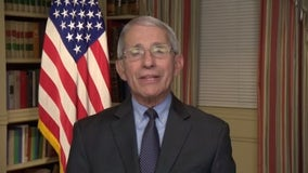 Dr. Anthony Fauci 1-on-1 talks COVID-19 safety precautions
