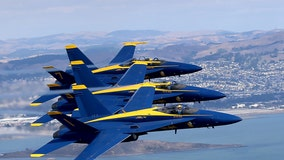 WATCH: Blue Angels to pay tribute to Michigan healthcare workers Tuesday