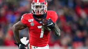 Lions take Georgia RB D'Andre Swift No. 35 overall in draft
