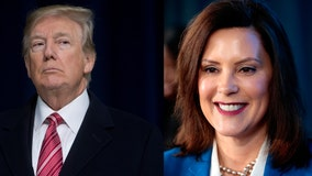 Trump allies warn against feud with Whitmer, a swing state governor