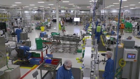 Here's how GM produces thousands of face masks every day for front line workers