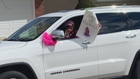 Sorority organizes 'love drive' to show support for grieving sheriff deputy's widow