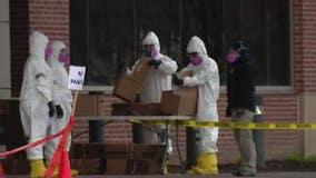 FBI raids Shelby Township's Allure Medical Spa Thursday morning