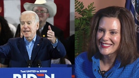 """She made the list two months ago,"" Joe Biden considering Michigan Governor for VP"