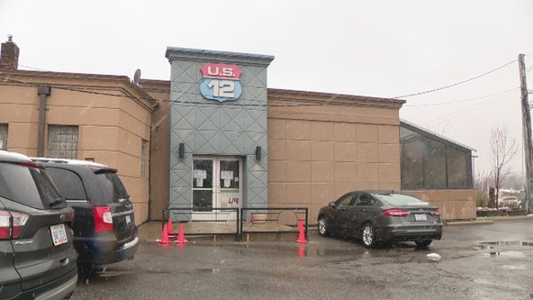 US 12 Bar and Grill opens pop up shop to sell hard to find essential items