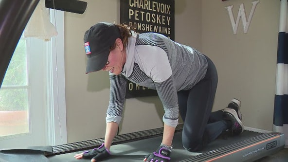 Jill of All Trades shows us a new way to use the treadmill
