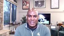 WATCH - MSU Head Coach Mel Tucker talks virtual recruiting & position battles