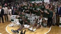 WATCH - Cassius Winston reflects on MSU; looks ahead to NBA