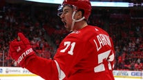 WATCH - Dylan Larkin is the odds on favorite to be named Red Wings captain next season