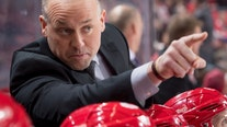 WATCH - Red Wings Head Coach Jeff Blashill on having another chance to improve the team and Dylan Larkin discusses becoming a leader