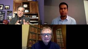 SportsWorks 5-17-20 -- Dan, Pat & John talk NASCAR, MLB & Lions at the roundtable